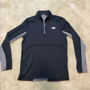 North face full sleeves running Tshirt